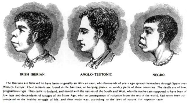 irish-african