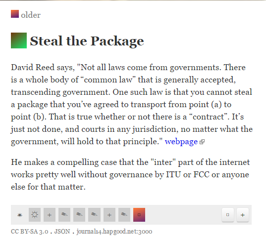 stealthepackage